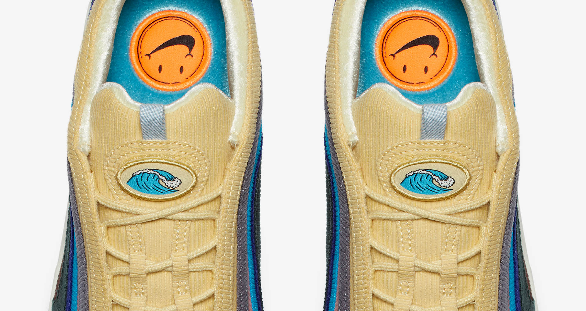 reputable site 93126 3df5e Sean Wotherspoon x Air Max 97/1 Will Release On Air Max Day ...