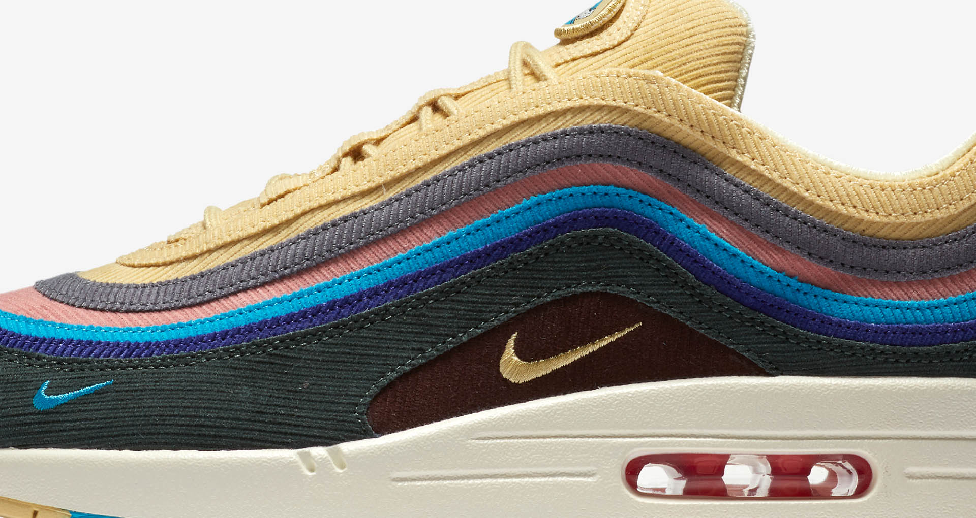 Sean Wotherspoon x Air Max 971 Will Release On Air Max Day