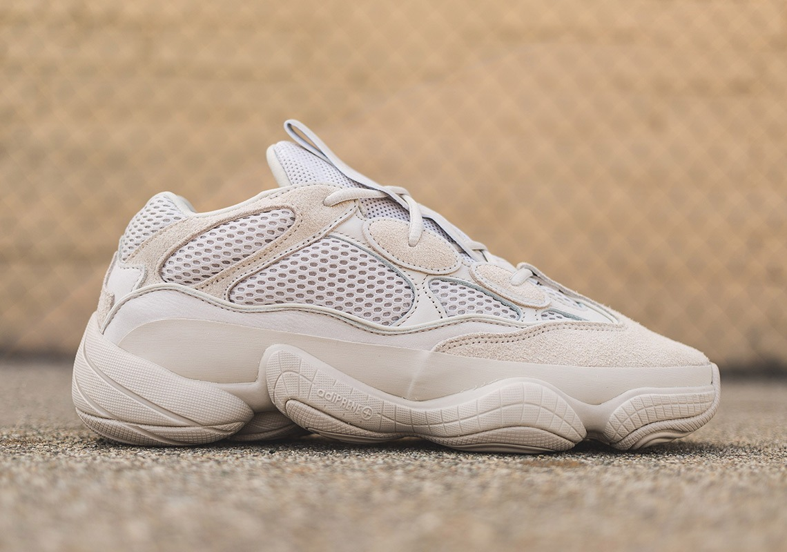 sale retailer c14db e811e Adidas Yeezy 500 Blush Hits the Shelves - Sole Premise
