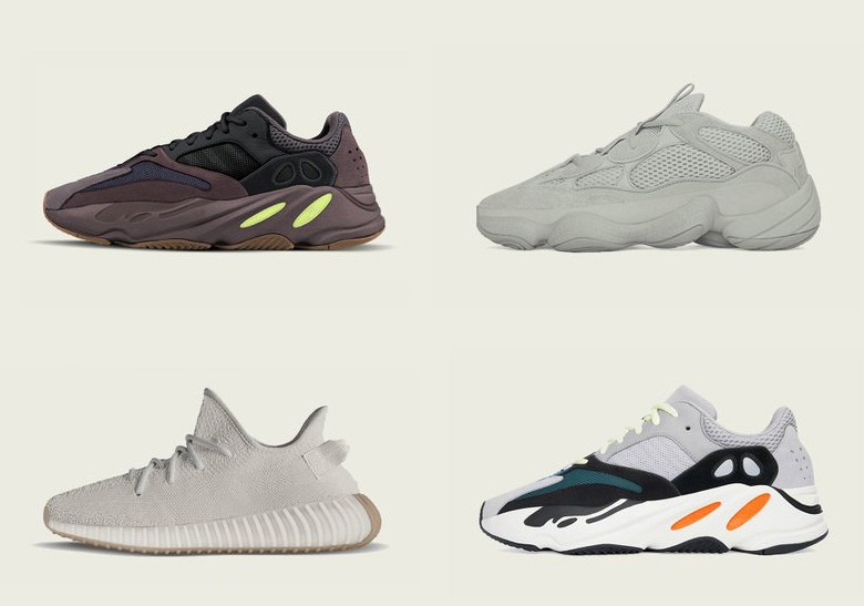 new style 19ab2 fbac5 Adidas Yeezy Restock on Yeezy 350 and Yeezy 700 Coming This ...