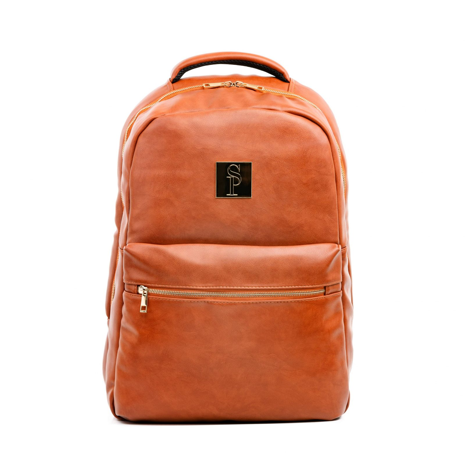 072623179 Daily Commuter Brown Leather Bag - Sole Premise