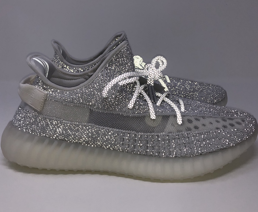 ddbf71e1 Recent Yeezy releases by adidas have been pretty easy to snag, but the  upcoming Boost 350 v2 Static Reflective colorways will have a limited  quantity ...